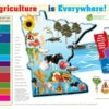 Agriculture is Everywhere Poster